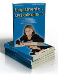 Legasthenie - Dyskalkulie Buchneuerscheinung Mai 2008