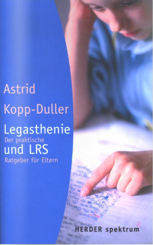 Legasthenie und LRS ein Elternratgeber - Legasthenie.com